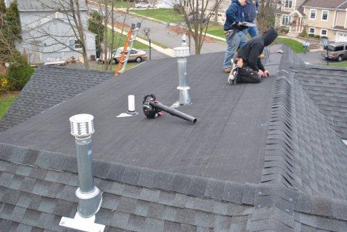 roofing - repairs